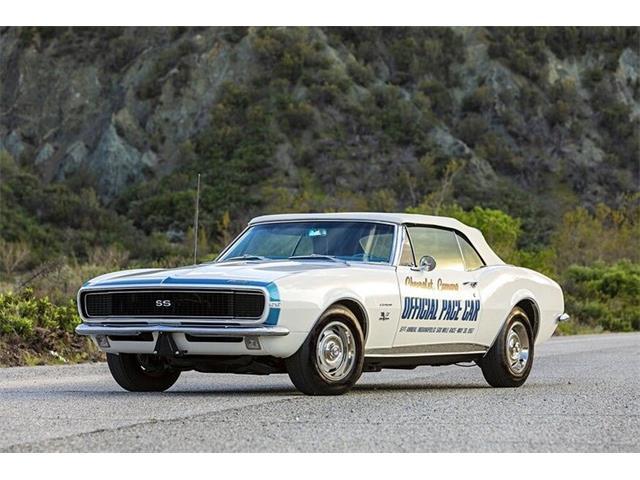 1967 Chevrolet Camaro (CC-1443180) for sale in Punta Gorda, Florida