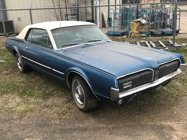 1967 Mercury Cougar (CC-1440319) for sale in Ft. Myers, FL