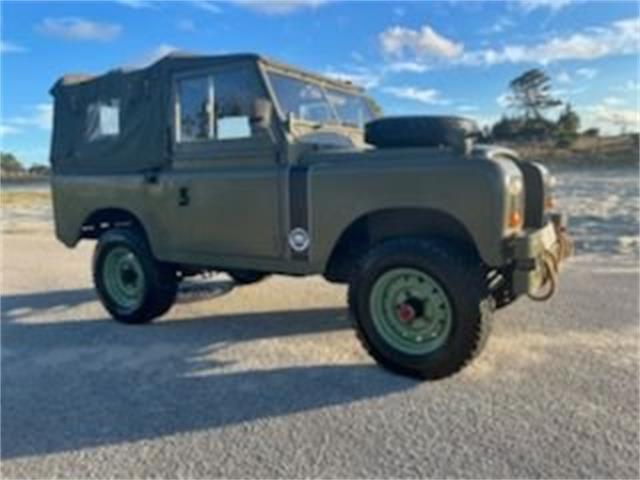 1978 Land Rover Defender (CC-1443195) for sale in Punta Gorda, Florida