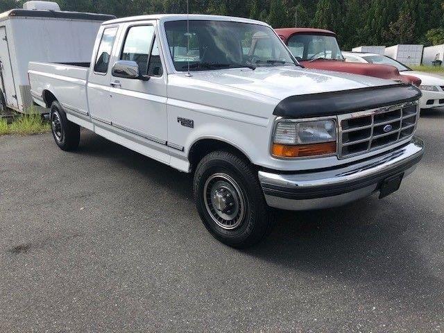 1993 Ford F250 (CC-1443197) for sale in Punta Gorda, Florida
