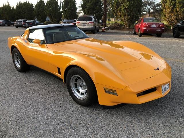 1981 Chevrolet Corvette (CC-1440032) for sale in Palm Springs, California