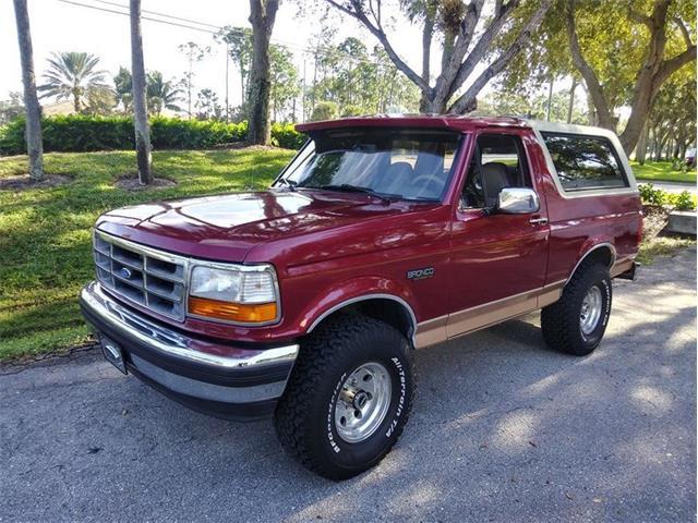 1994 Ford Bronco (CC-1443205) for sale in Punta Gorda, Florida