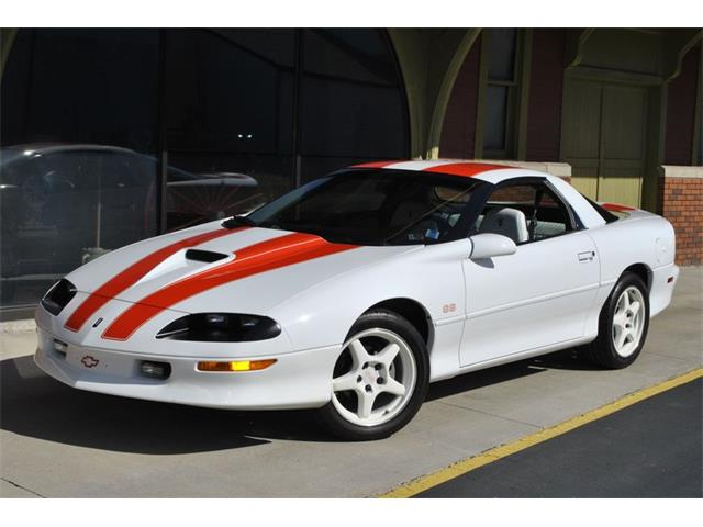 1997 Chevrolet Camaro (CC-1443207) for sale in Punta Gorda, Florida