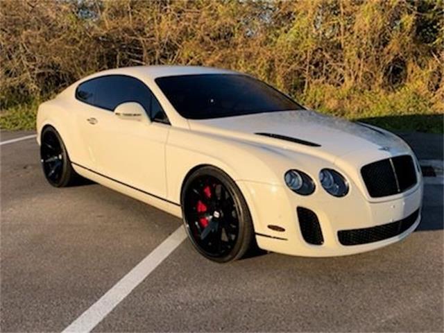 2010 Bentley Continental (CC-1443209) for sale in Punta Gorda, Florida