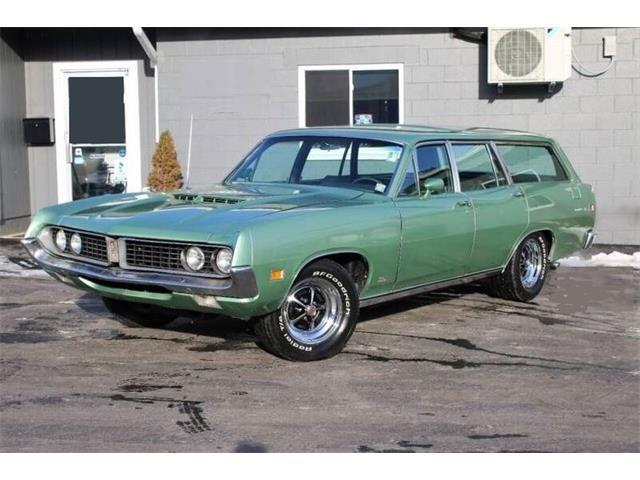 1971 Ford Torino (CC-1443221) for sale in Punta Gorda, Florida
