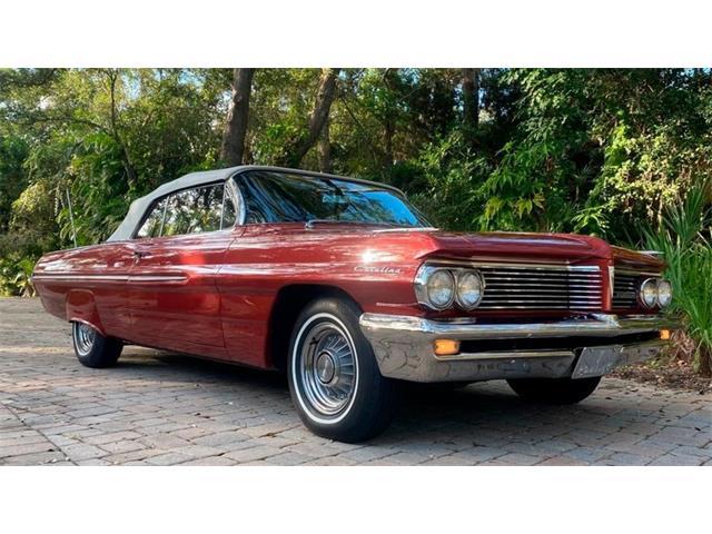 1962 Pontiac Catalina (CC-1443229) for sale in Punta Gorda, Florida