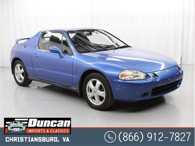1992 Honda CRX (CC-1440324) for sale in Christiansburg, Virginia