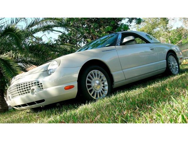 2005 Ford Thunderbird (CC-1443242) for sale in Punta Gorda, Florida