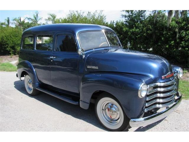 1949 Chevrolet Suburban (CC-1443246) for sale in Punta Gorda, Florida