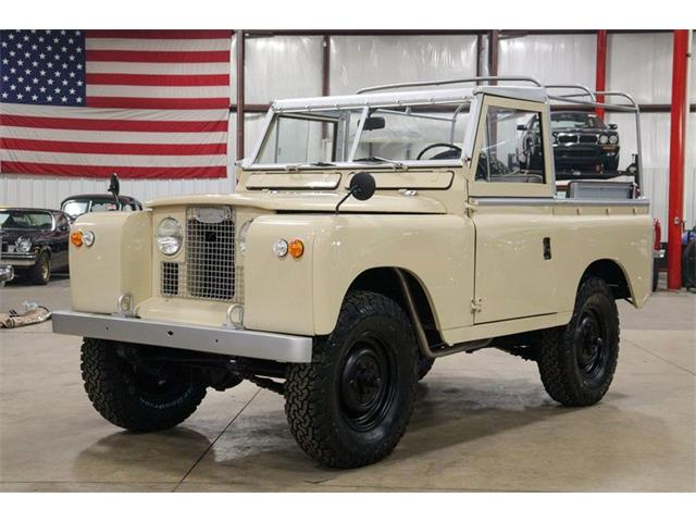 1969 Land Rover Series I (CC-1440325) for sale in Kentwood, Michigan
