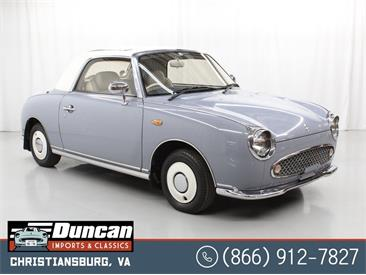 1991 Nissan Figaro (CC-1440326) for sale in Christiansburg, Virginia