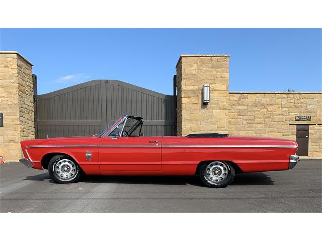 1966 Plymouth Fury III (CC-1443263) for sale in Spicewood, Texas
