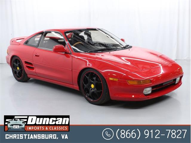 1990 Toyota MR2 (CC-1440327) for sale in Christiansburg, Virginia