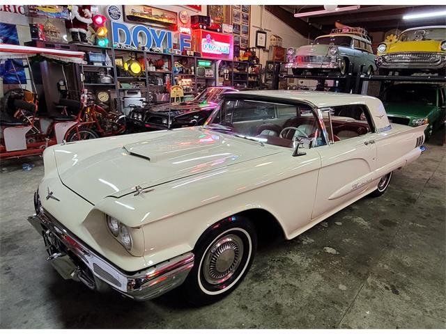 1960 Ford Thunderbird (CC-1443275) for sale in Hopedale, Massachusetts