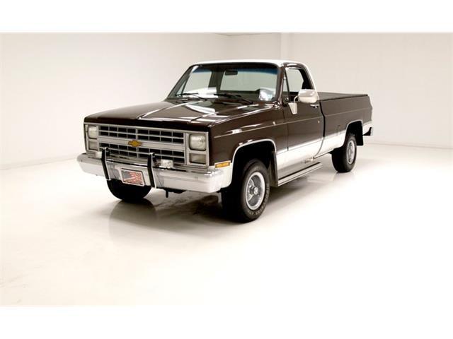 1987 Chevrolet K-1500 (CC-1443285) for sale in Morgantown, Pennsylvania