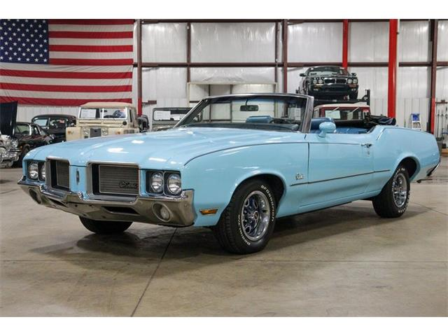 1970 Oldsmobile Cutlass (CC-1443296) for sale in Kentwood, Michigan