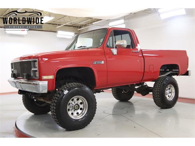 1984 GMC K1500 (CC-1440330) for sale in Denver , Colorado