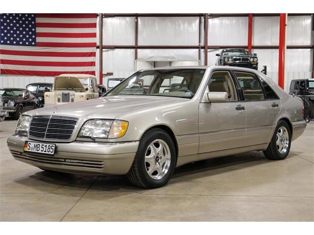 1999 Mercedes-Benz S320 (CC-1440331) for sale in Kentwood, Michigan