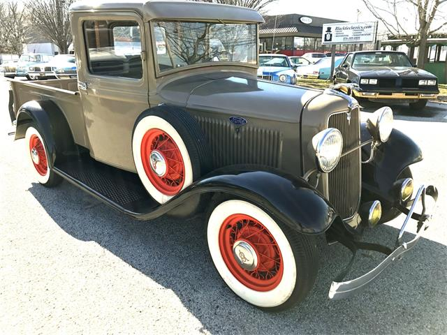 1934 Ford Pickup (CC-1443315) for sale in Stratford, New Jersey