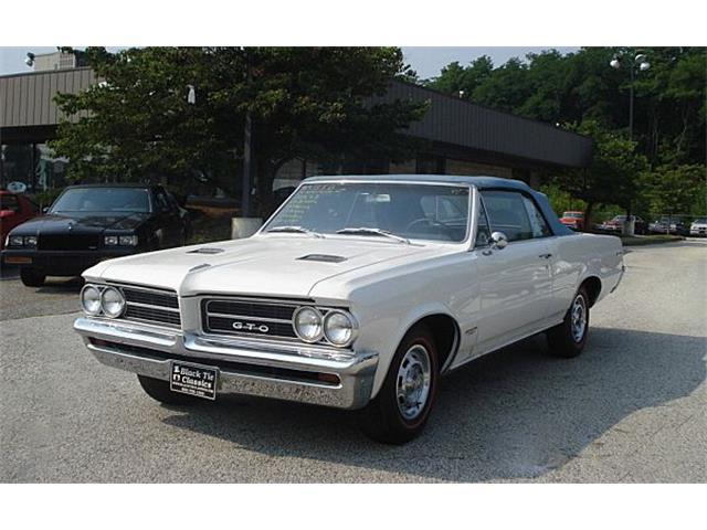 1964 Pontiac GTO (CC-1443318) for sale in Stratford, New Jersey