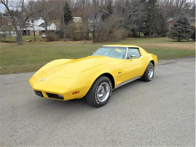 1973 Chevrolet Corvette (CC-1443325) for sale in Greensboro, North Carolina