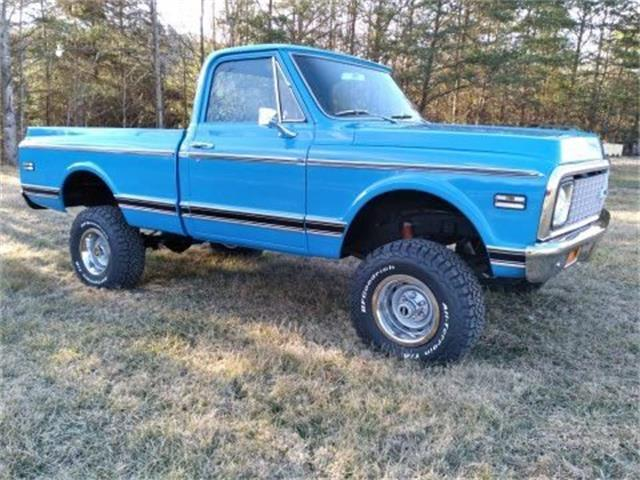 1972 Chevrolet C10 (CC-1443327) for sale in Greensboro, North Carolina