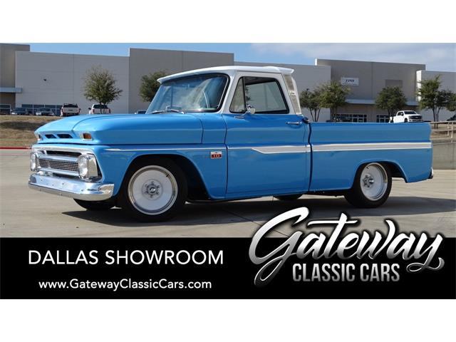 1966 Chevrolet C10 (CC-1443346) for sale in O'Fallon, Illinois
