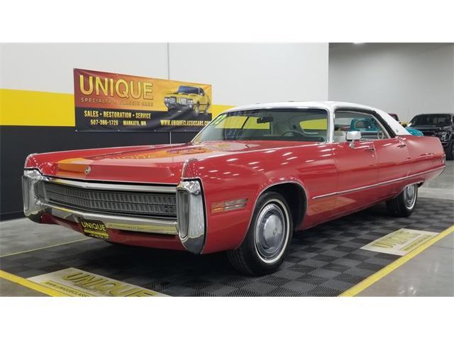 1972 Chrysler Imperial (CC-1443349) for sale in Mankato, Minnesota