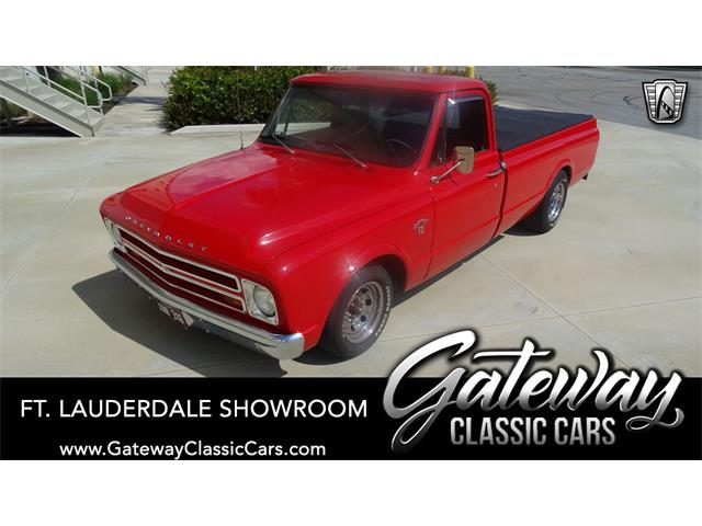 1967 Chevrolet Pickup (CC-1443359) for sale in O'Fallon, Illinois
