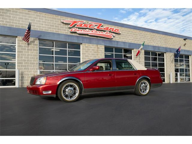 2000 Cadillac DTS (CC-1443360) for sale in St. Charles, Missouri