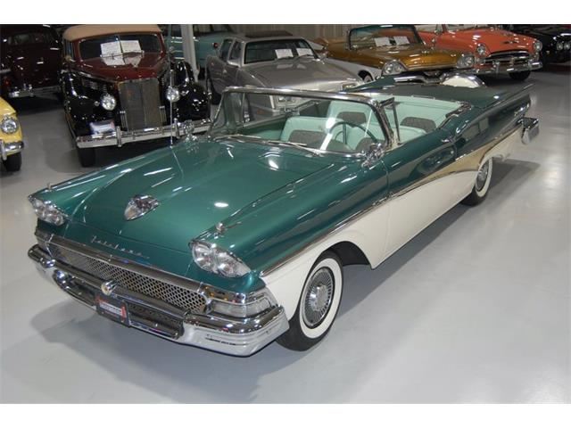 1958 Ford Fairlane (CC-1443362) for sale in Rogers, Minnesota