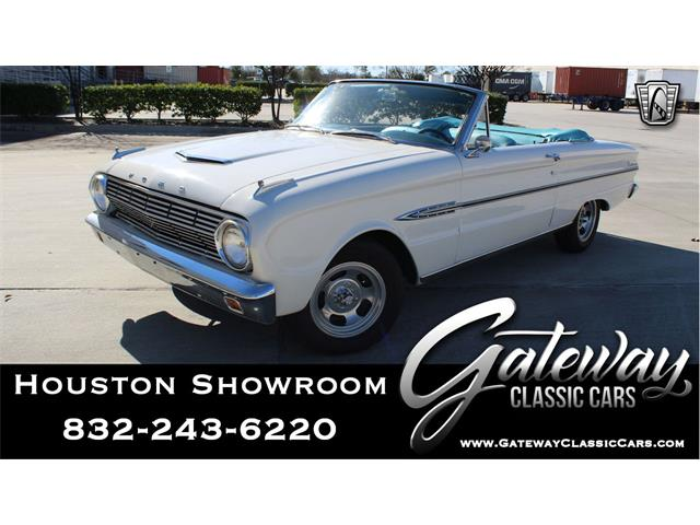 1963 Ford Falcon (CC-1443369) for sale in O'Fallon, Illinois