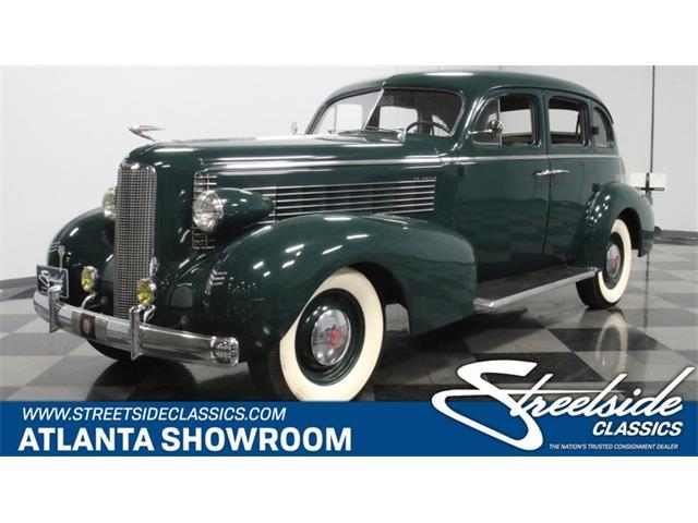 1937 Cadillac LaSalle (CC-1440340) for sale in Lithia Springs, Georgia