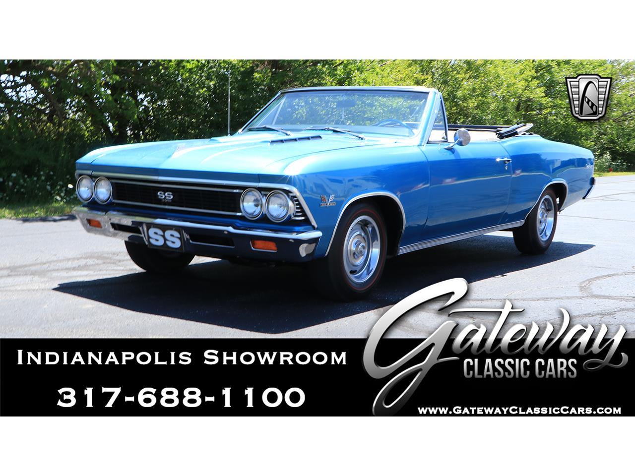 1966 Chevrolet Chevelle (CC-1443404) for sale in O'Fallon, Illinois