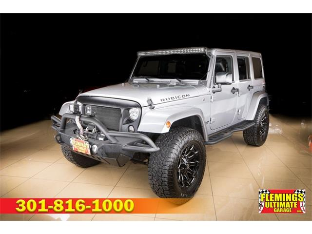 2017 Jeep Wrangler (CC-1443407) for sale in Rockville, Maryland