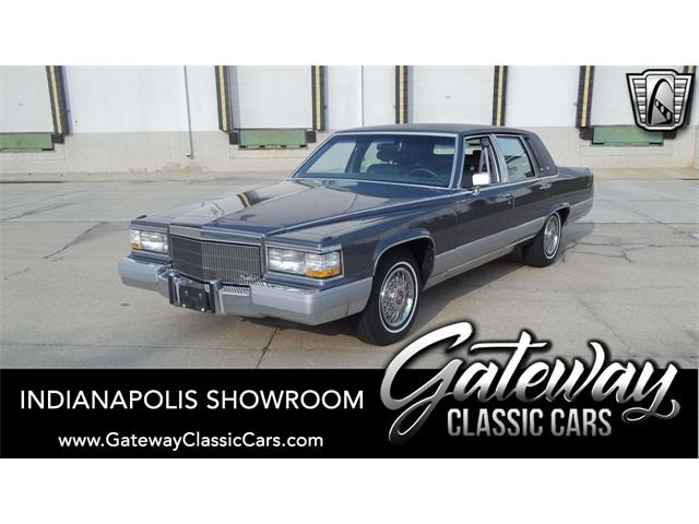 1992 Cadillac Fleetwood (CC-1443416) for sale in O'Fallon, Illinois