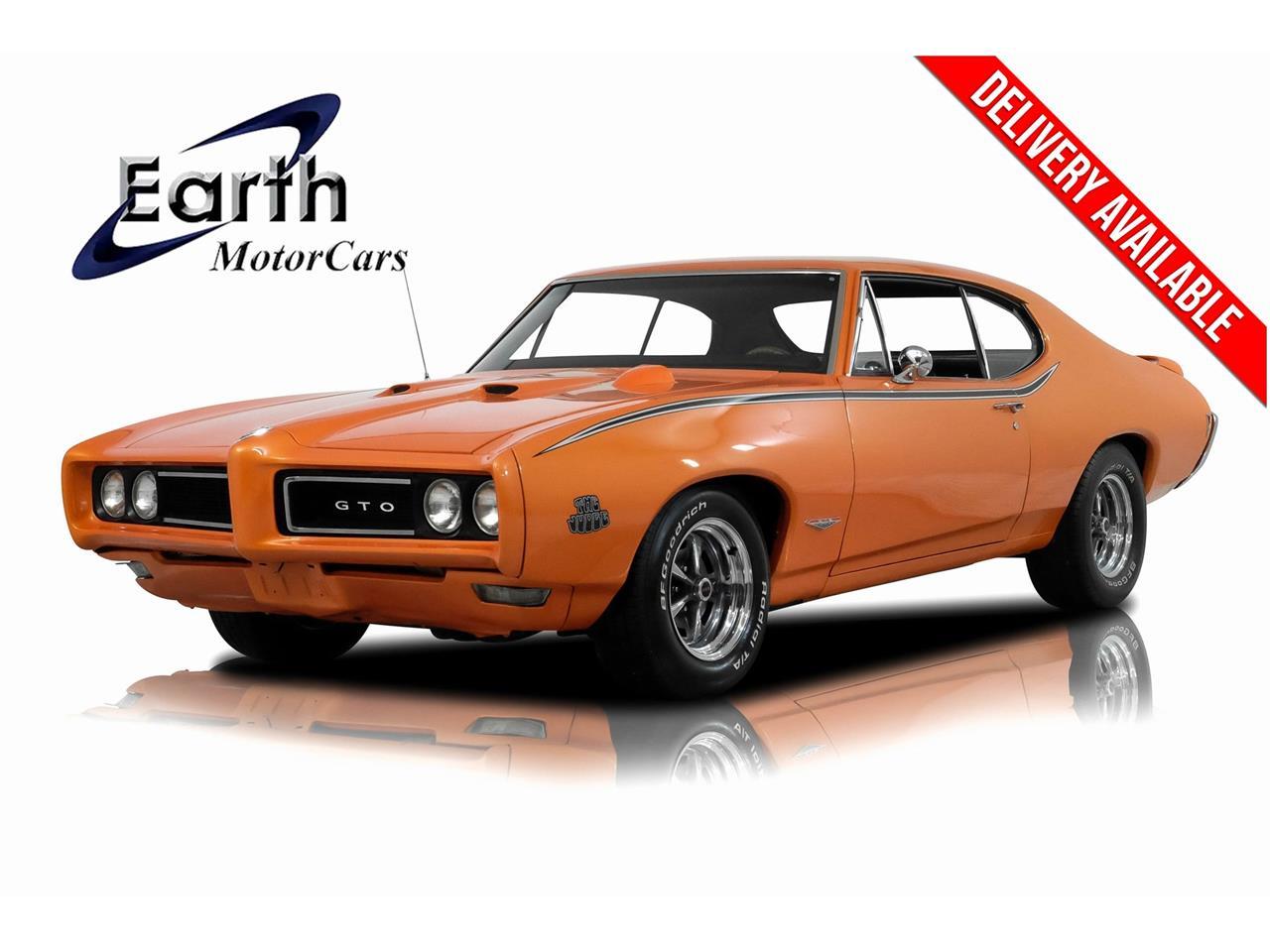 1968 Pontiac GTO (CC-1443418) for sale in Carrollton, Texas