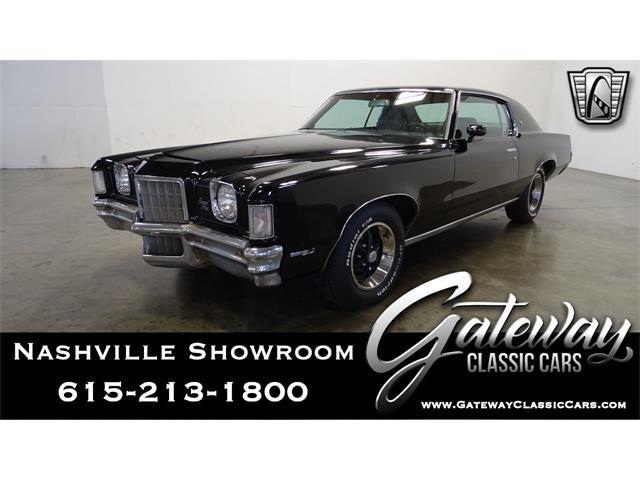 1972 Pontiac Grand Prix (CC-1443434) for sale in O'Fallon, Illinois