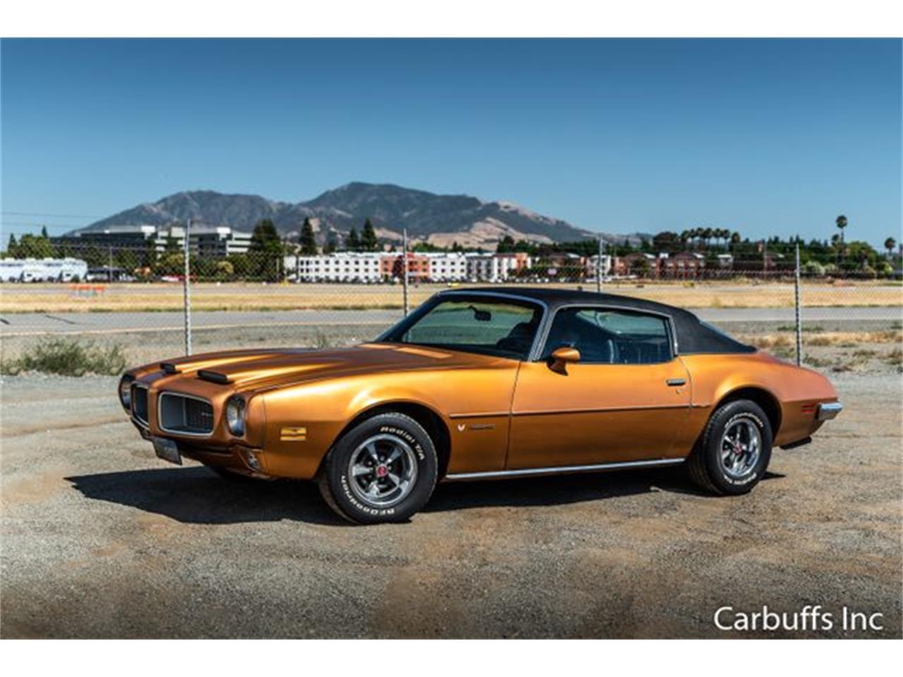 1972 Pontiac Firebird (CC-1443440) for sale in Concord, California
