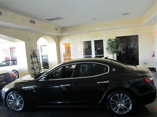 2015 Maserati Ghibli (CC-1443447) for sale in Delray Beach, Florida