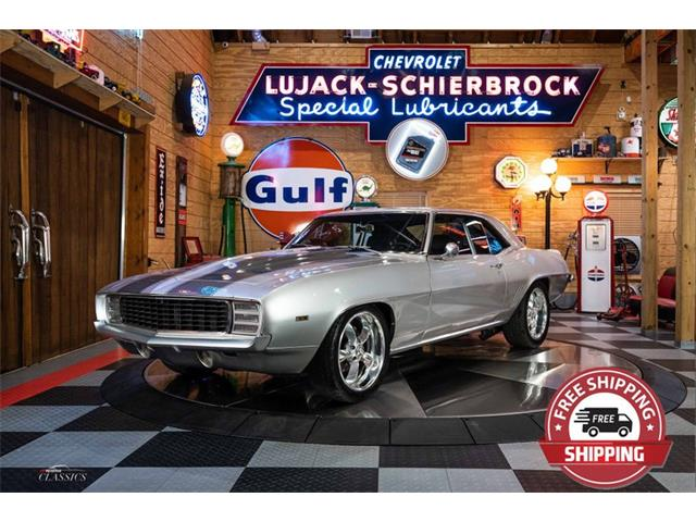 1969 Chevrolet Camaro (CC-1443448) for sale in Green Brook, New Jersey
