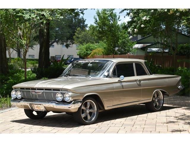 1961 Chevrolet Biscayne (CC-1443458) for sale in Lakeland, Florida