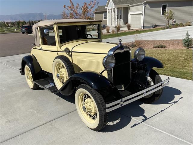 1930 Ford Model A (CC-1443491) for sale in Colorado Springs, Colorado