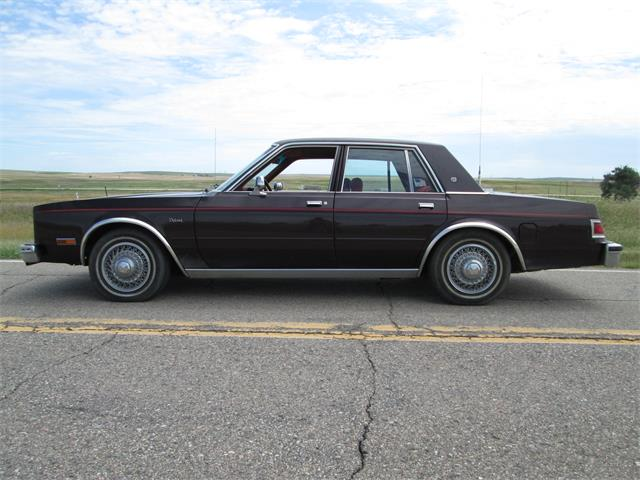 1988 Dodge Diplomat (CC-1443499) for sale in agate, Colorado