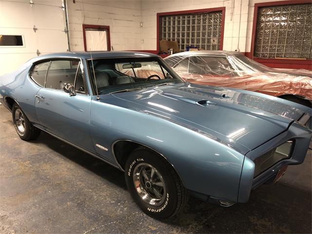 1968 Pontiac GTO (CC-1443506) for sale in Cleveland , Ohio