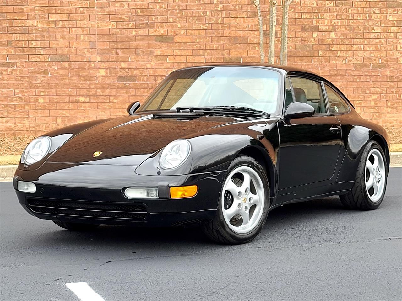 1995 Porsche 911 (CC-1443507) for sale in Flowery Branch, Georgia