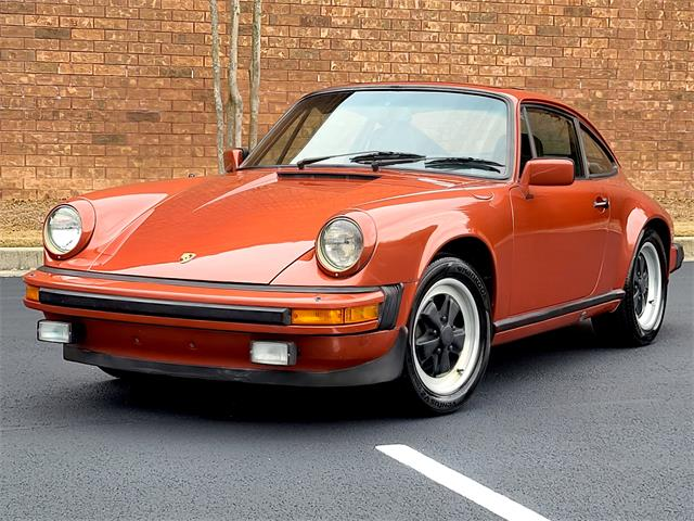1983 Porsche 911 (CC-1443510) for sale in Flowery Branch, Georgia