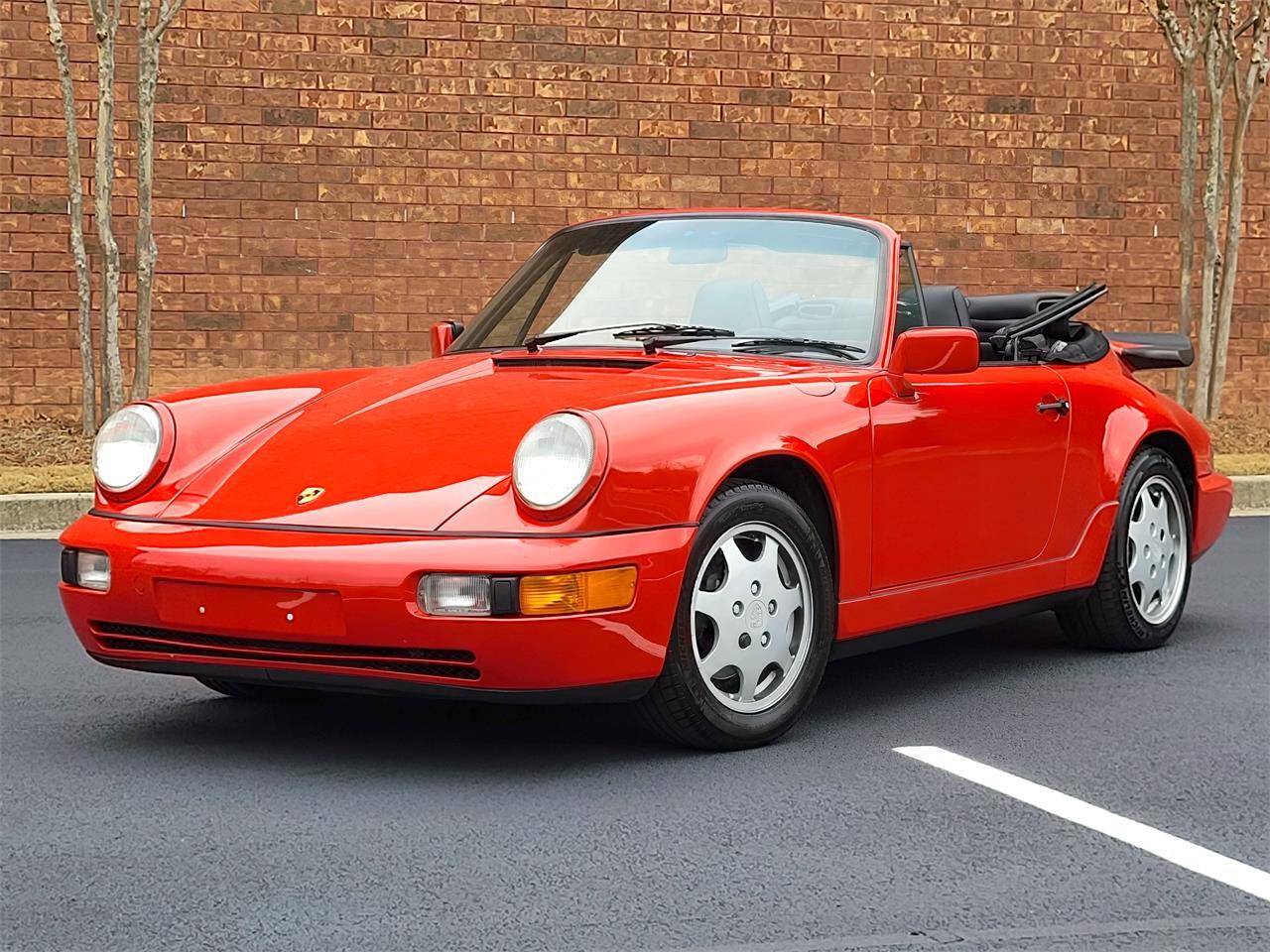 1991 Porsche 911 (CC-1443512) for sale in Flowery Branch, Georgia