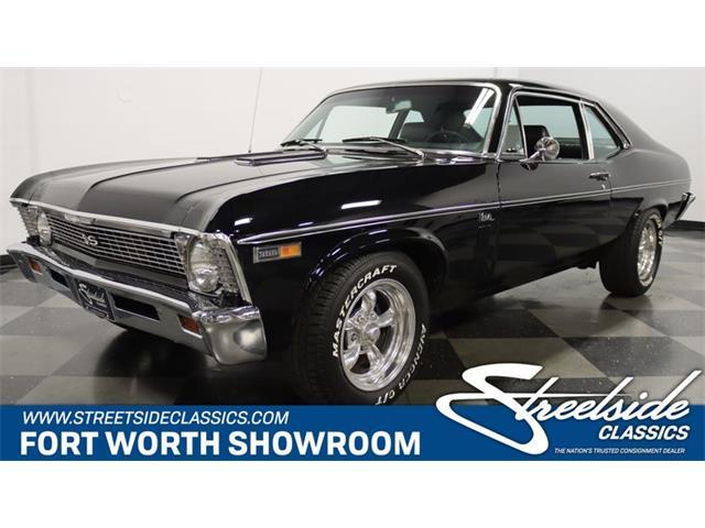 1969 Chevrolet Nova (CC-1443530) for sale in Ft Worth, Texas