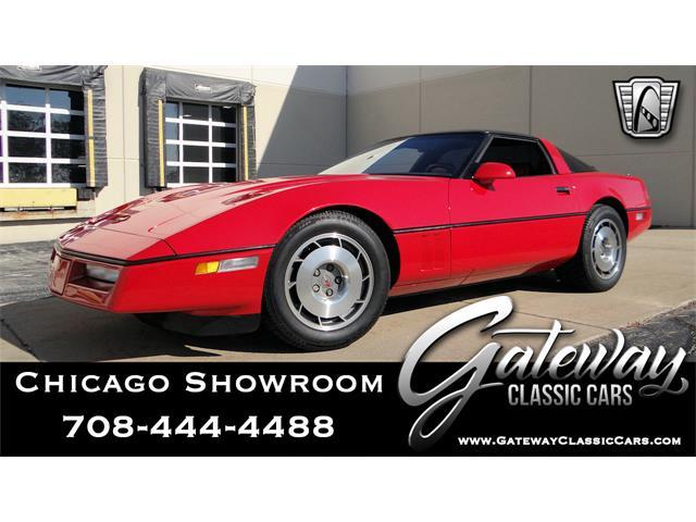 1987 Chevrolet Corvette (CC-1443531) for sale in O'Fallon, Illinois